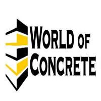 World of Concrete Logo